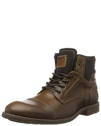 Botas en marrón oscuro de s.Oliver