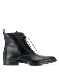 Botas formales de cuero negras de Scarosso