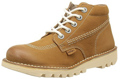 Zapatos blancos formales Kickers para mujer LK92NqZLM7