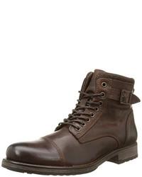 Botas marrónes de Jack & Jones