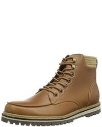 Botas marrónes de Lacoste
