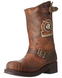 Botas marrónes de Sendra