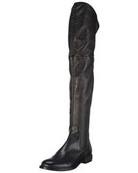 Botas negras de Casadei