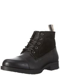 Botas negras de Jack & Jones