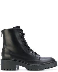 Botas negras de Kenzo