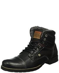 Botas negras de s.Oliver