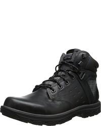 e6f9e01da157b Comprar unas botas negras Skechers