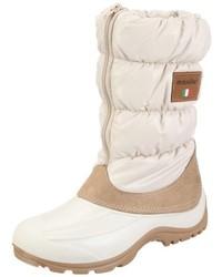Botas para la nieve blancas de Manitu