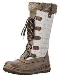 botas nieve skechers