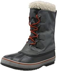 Botas para la nieve en gris oscuro de Sorel