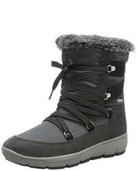 Botas para la Nieve en Gris Oscuro de Tamaris