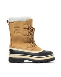 Botas para la nieve marrón claro de Sorel