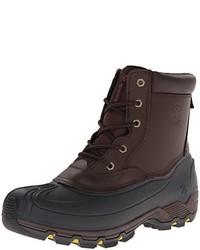 Botas para la Nieve Marrón Oscuro de Kamik
