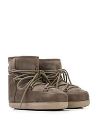 Botas para la nieve marrónes de Break&Walk