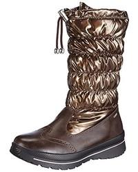 Botas para la nieve marrónes de Caprice
