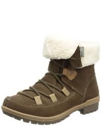 Botas para la nieve marrónes de Merrell