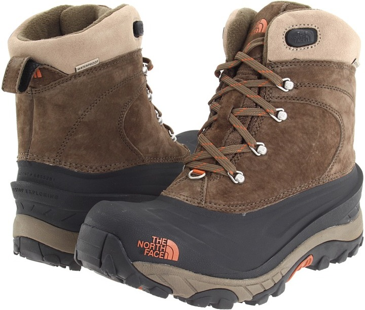 comprar north face botas