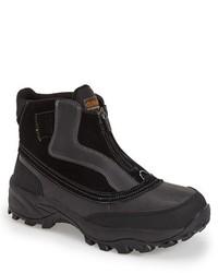 Botas para la nieve negras