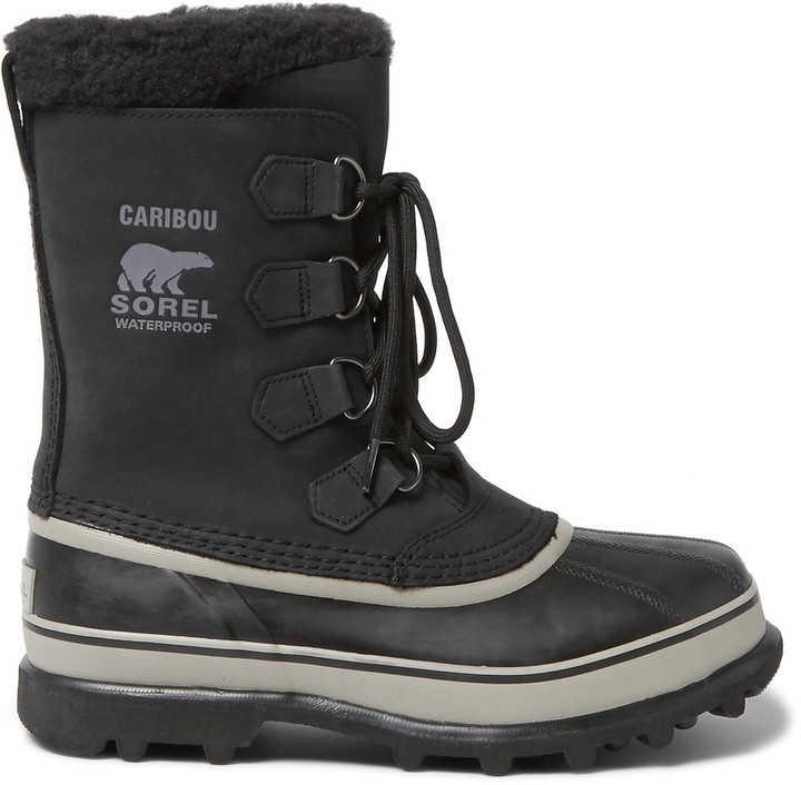 ... Botas para la nieve negras de Sorel ... 3555a80390356