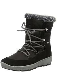 Botas para la Nieve Negras de Tamaris