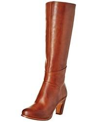 Botas sobre la rodilla marrónes de Neosens