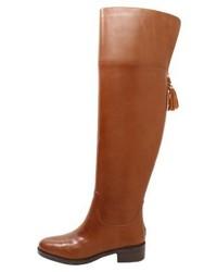 Botas sobre la Rodilla Marrónes de Ralph Lauren