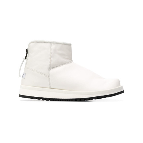 Botas ugg blancas de Suicoke