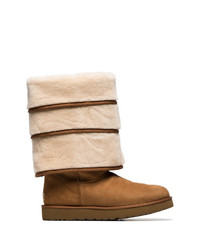 Botas ugg marrón claro de Y/Project