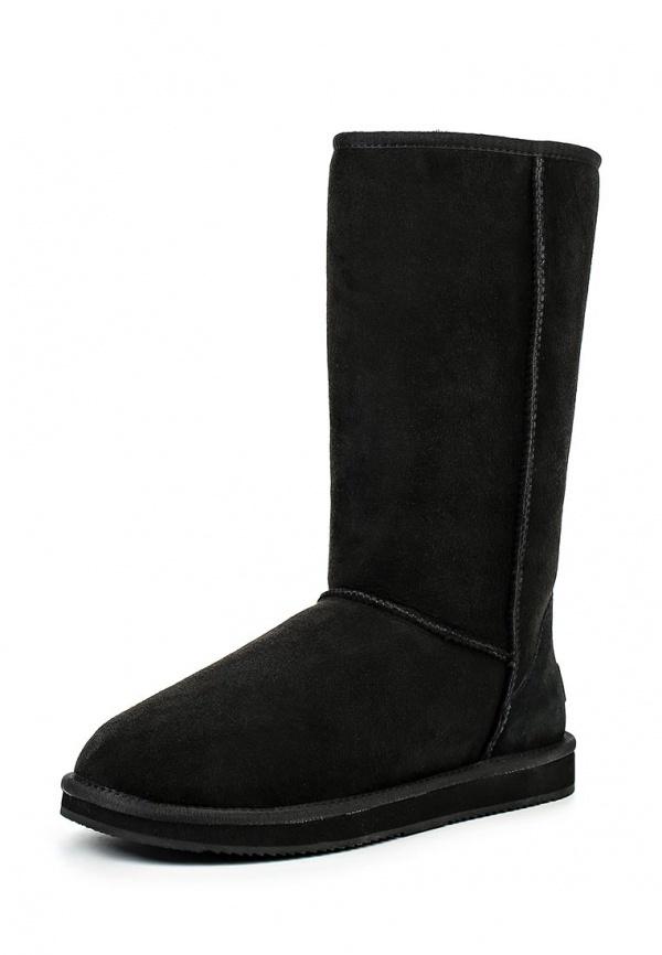 ugg botas negras