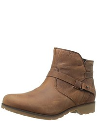Botines marrónes de Teva