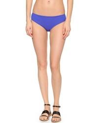 Braguitas de bikini azules de Marc by Marc Jacobs