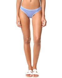 Braguitas de bikini celestes de adidas by Stella McCartney