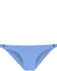 Braguitas de bikini celestes de Melissa Odabash