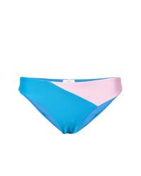 Braguitas de bikini en turquesa de Onia
