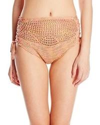 Braguitas de bikini marrón claro