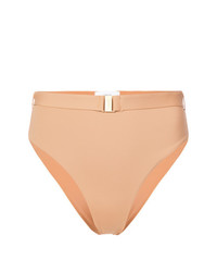 Braguitas de Bikini Marrón Claro de Onia