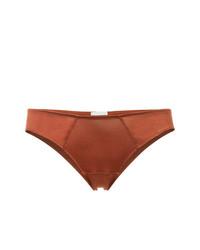 Braguitas de bikini naranjas de Fleur Du Mal