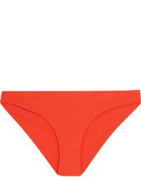 Braguitas de bikini naranjas de Mikoh