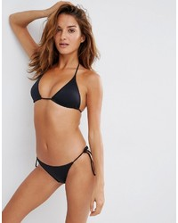 Braguitas de Bikini Negras de Asos