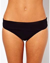 Braguitas de bikini negras de Calvin Klein