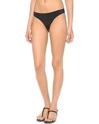 Braguitas de bikini negras de Cheap Monday