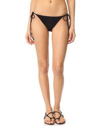 Braguitas de bikini negras de Milly
