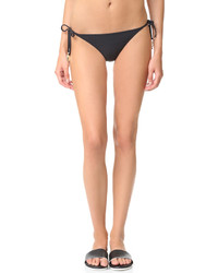 Braguitas de bikini negras de Stella McCartney