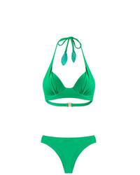 Braguitas de bikini verdes de Martha Medeiros