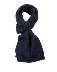 Bufanda azul marino de Jack & Jones