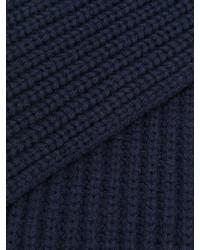 Bufanda azul marino de Joseph
