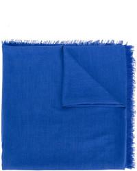 Bufanda azul de Christian Dior