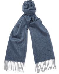 Bufanda azul de Tom Ford