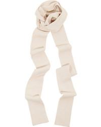Bufanda blanca de Marc Jacobs