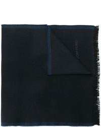 Bufanda de lana negra de Tom Ford